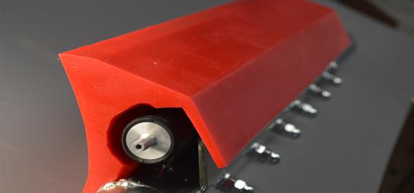 Baromat patentiertes System Seitenansicht