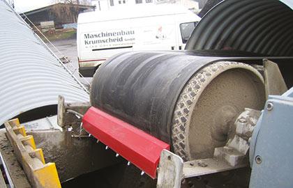 Ersatzteillieferung und Montage Krumscheid