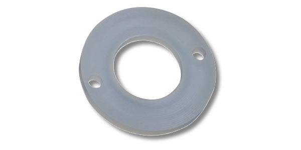Polyurethanteil Ring mit Bohrungen