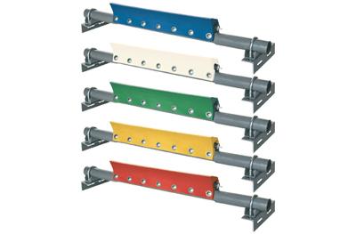 Baromat Abstreifer aus verschiedenen Werkstoffen mit Abstreifkante