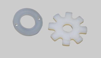 Individuell gefertigte PU-Teile