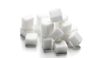Zucker Fördergut